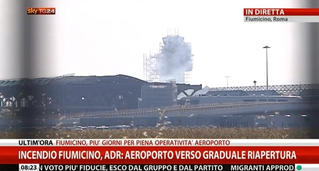 incendio-fiumicino-aeroporto