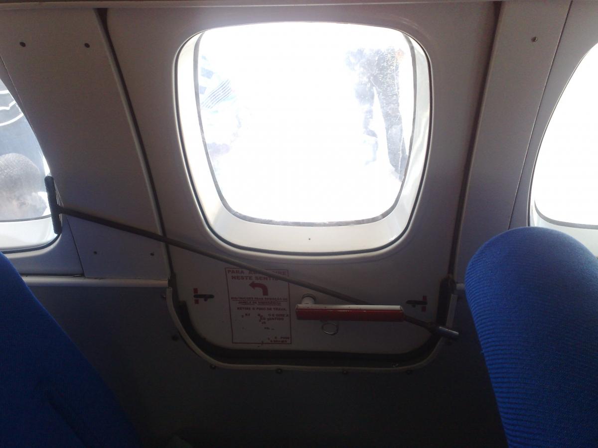 portellone aereo